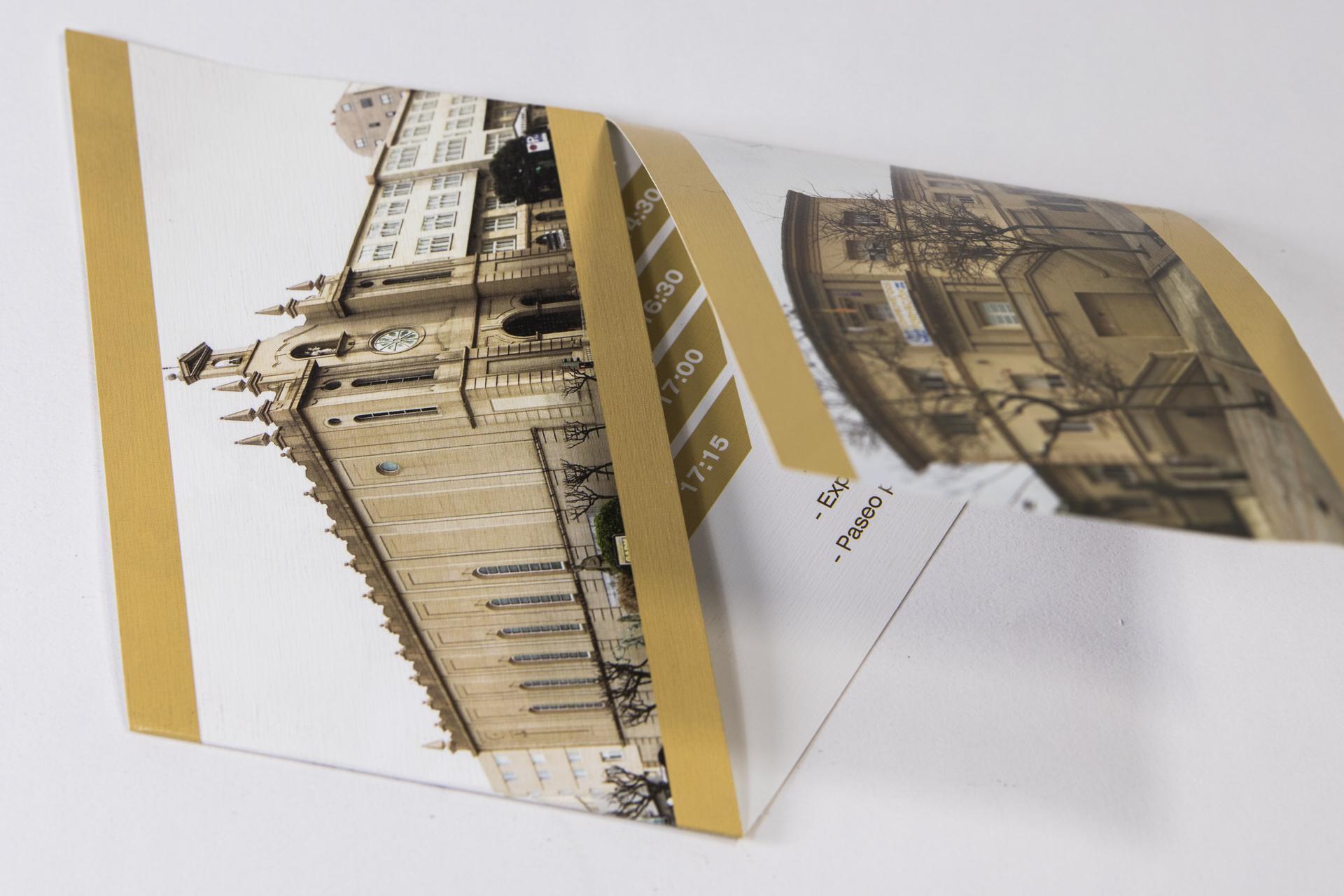 Volante impreso en la Imprenta VentoPrint