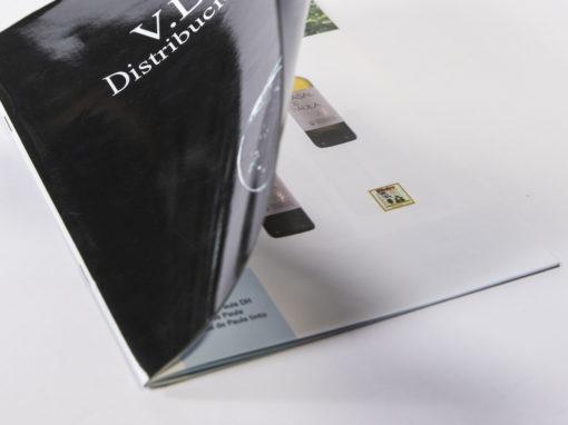 Catálogo vino