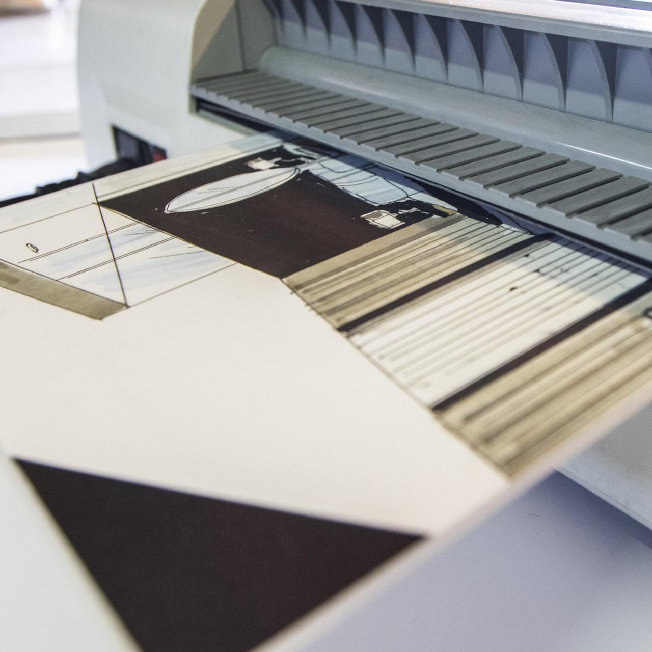 Imprenta Ventoprint, impresión digital