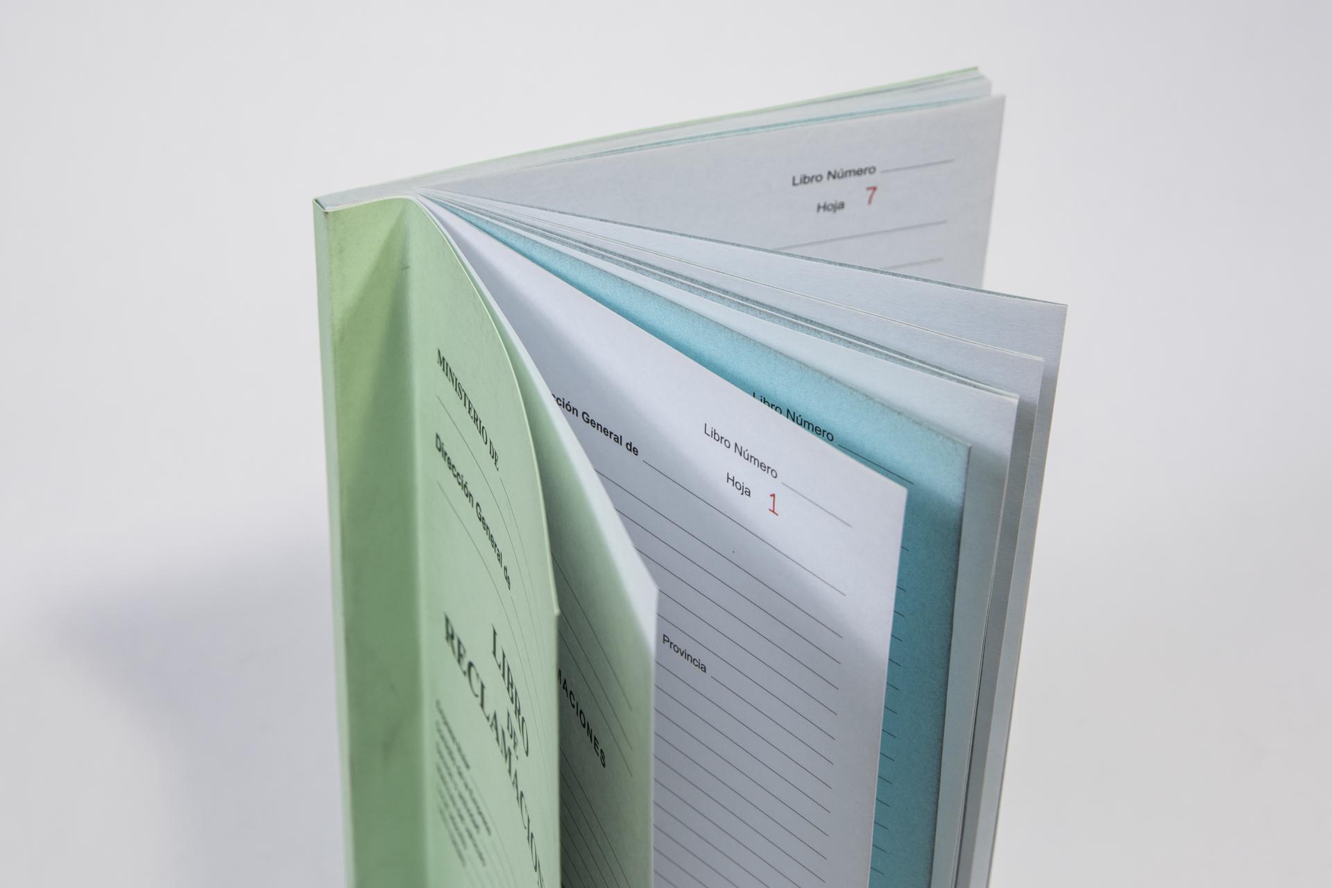 formatos autocopiativos encuadernados