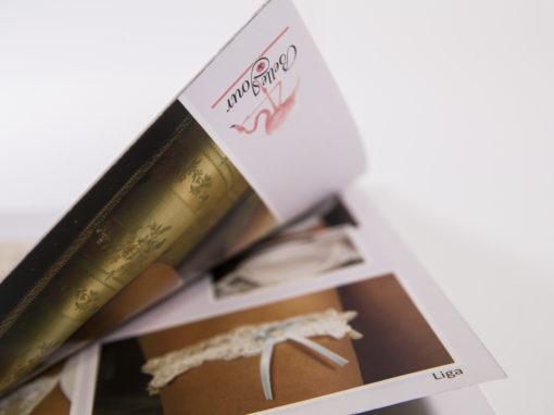 Catálogo lencería