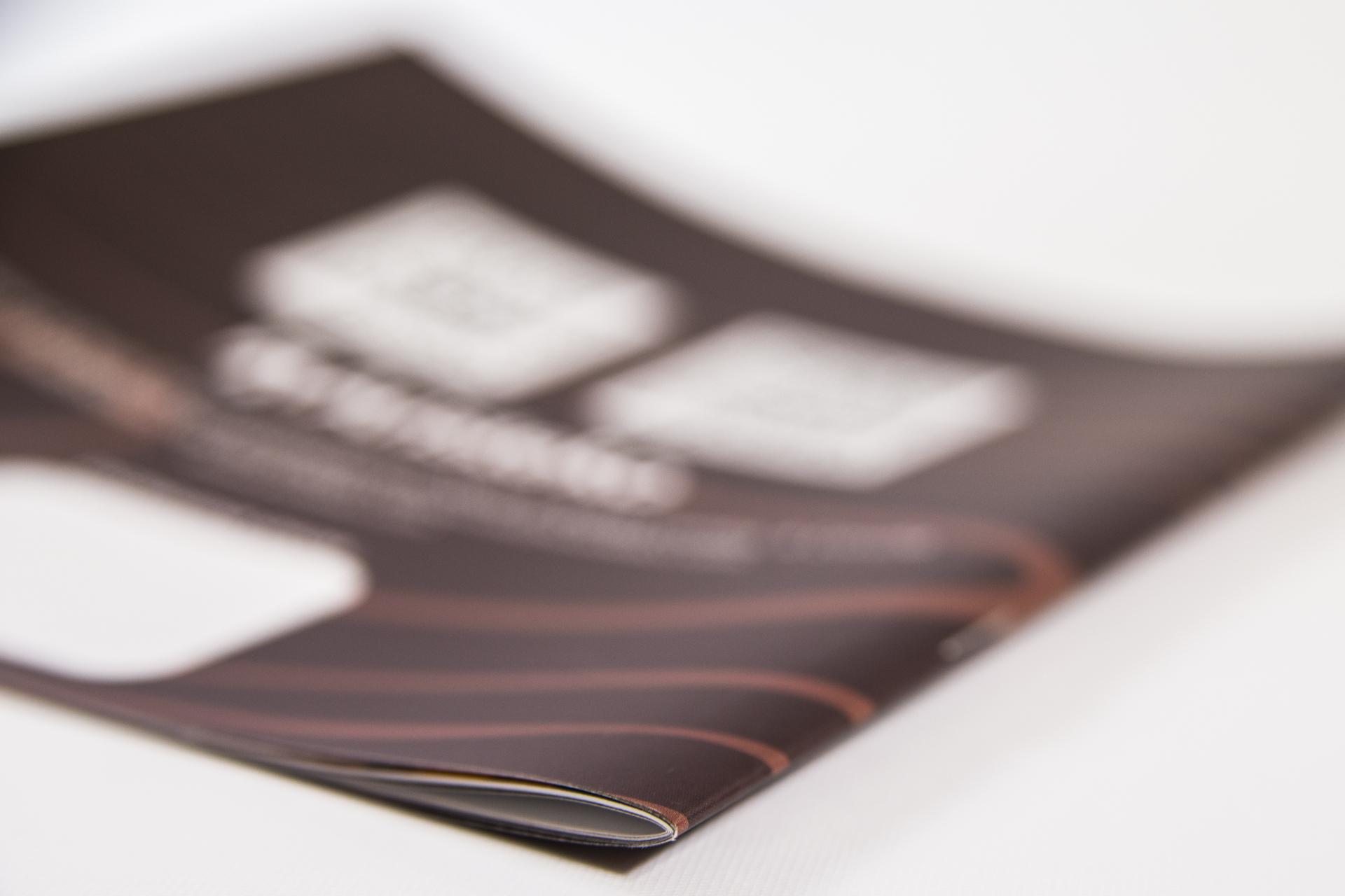 Catálogo en impresión offset a todo color