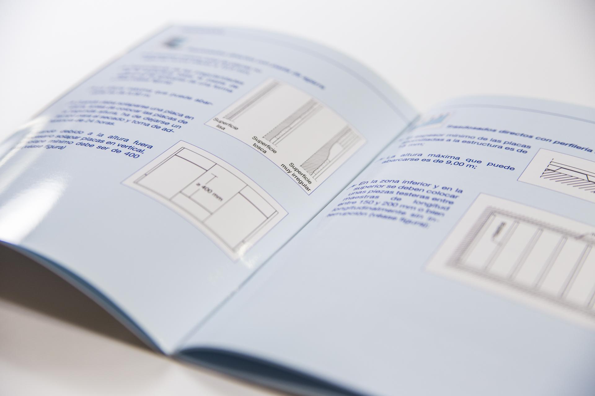 Impresión de manuales e instructivos